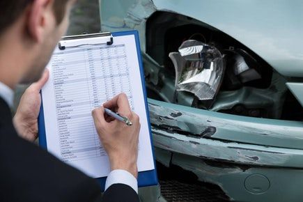 Filing an insurance claim